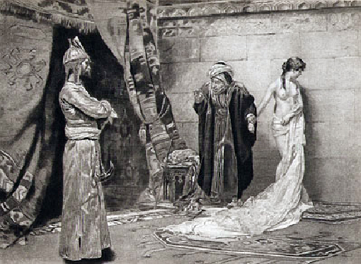 L'esclavage chrétien dans la régence turque d'Alger du XVIème au XIXème  siècles